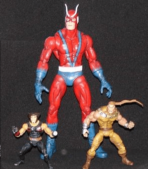 Marvel Legends Giant Man Series Action Figures