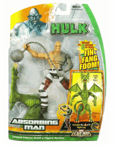 Marvel Legends Hulk Series Absorbing Man Action Figure
