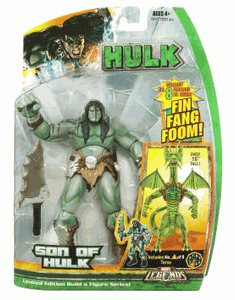 Marvel Legends Hulk Series Son Of Hulk Action Figure