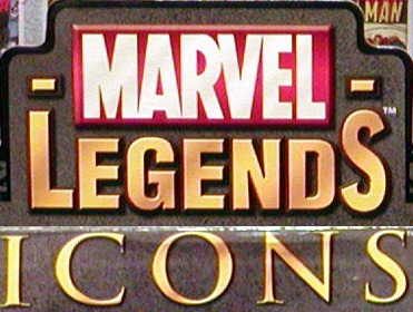 Marvel Legends Icons Action Figures