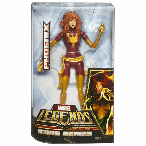 Marvel Legends Icons Dark Phoenix Figure