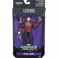 Marvel Legends Infinite Titus Guardians of The Galaxy Star-Lord Figure