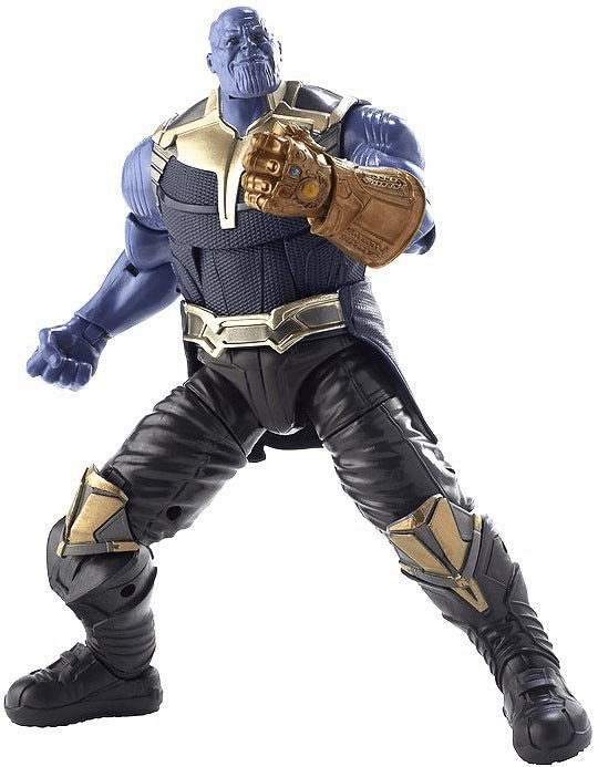 Marvel Legends Infinity War Thanos Series Action Figures