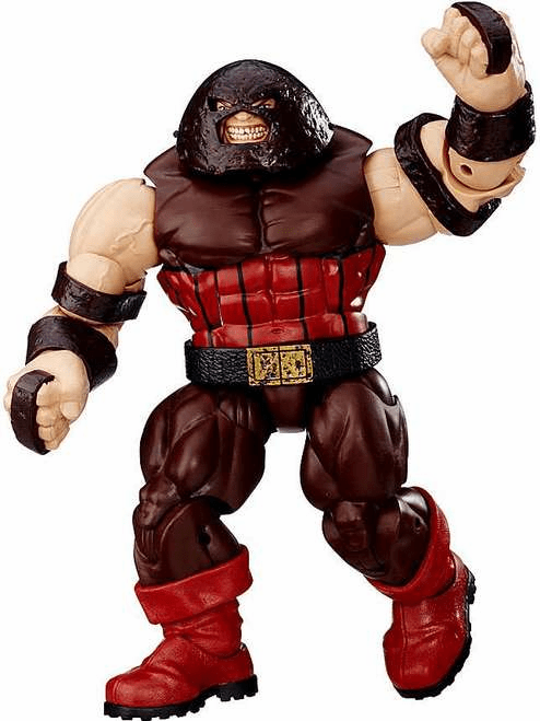 Marvel Legends Juggernaut Series Action Figures
