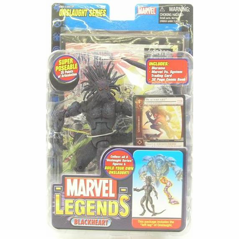 Marvel Legends Onslaught Series 13 Blackheart Action Figure