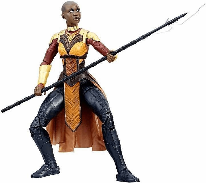 Marvel Legends Okoye Series Action Figures