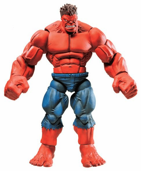 Marvel Legends Red Hulk Series Action Figures