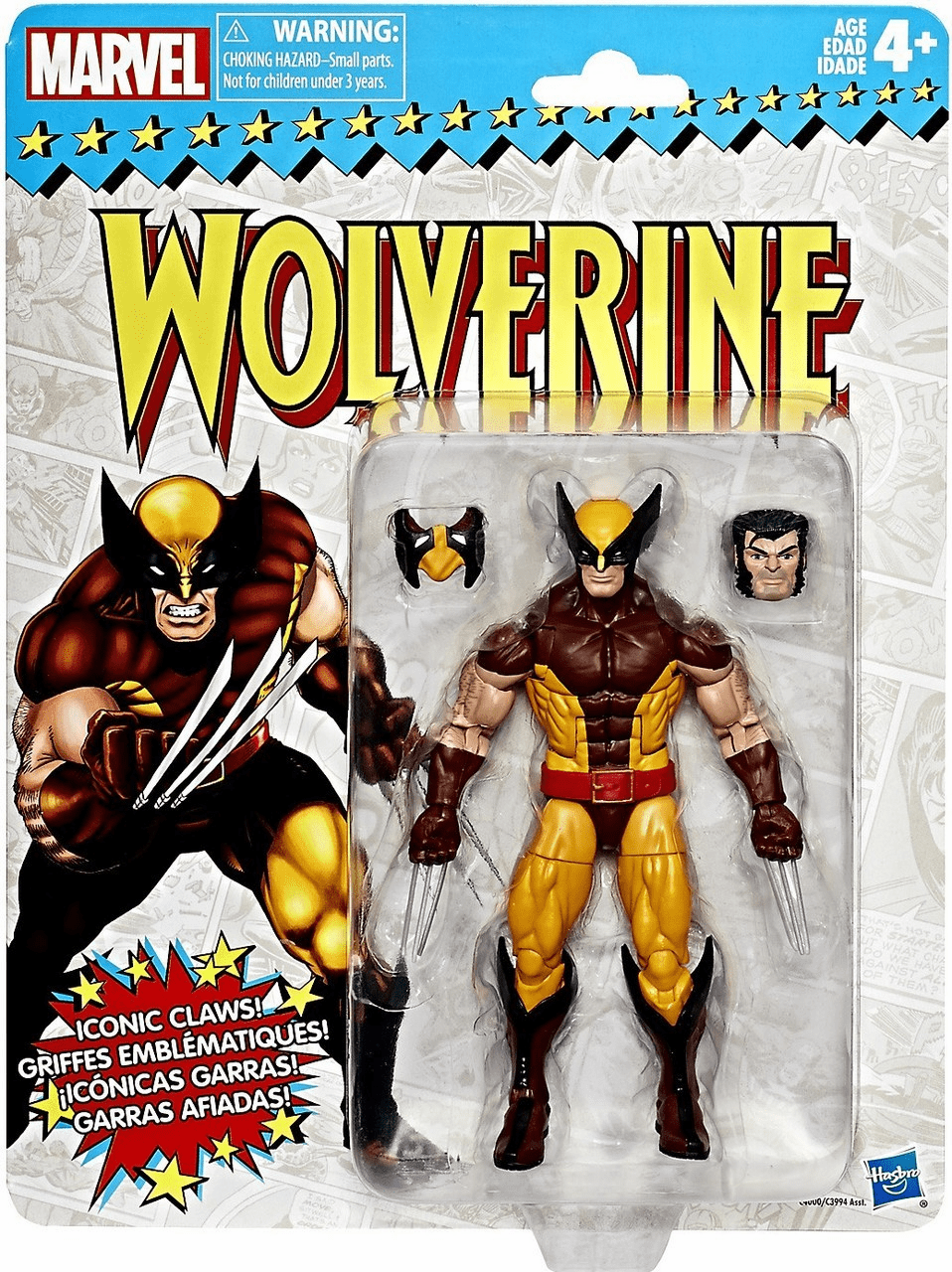 Marvel Legends Retro Series Action Figures