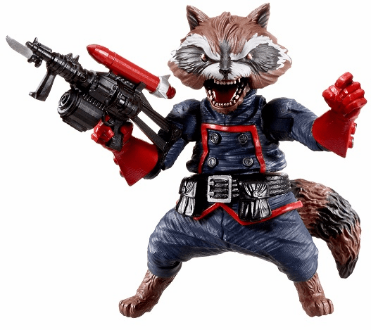 Marvel Legends Rocket Raccoon Series Action Figures