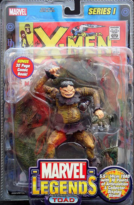 Marvel Legends Series 1 Action Figures