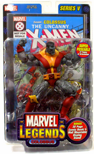 Marvel Legends Series 5 Action Figures