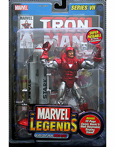 Marvel Legends Series 7 Action Figures