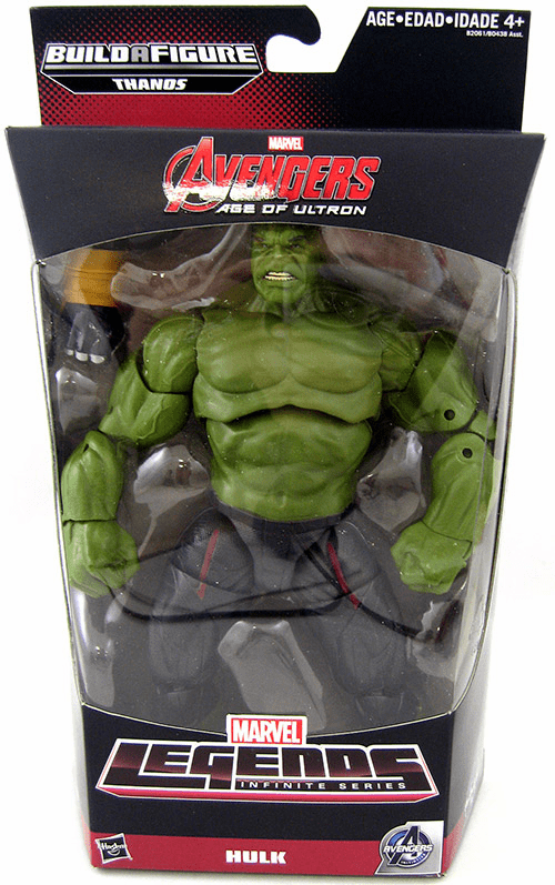 Marvel Legends Thanos Series Hulk Figure