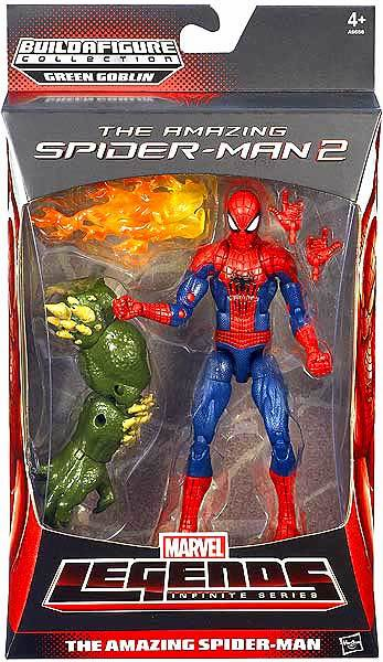 Marvel Legends Ultimate Green Goblin Series Amazing Spider-Man Figure