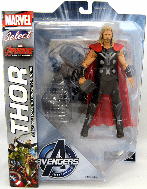 Marvel Select Avengers 2 Age Of Ultron Thor Figure