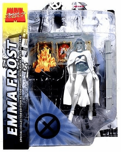 Marvel Select Emma Frost Diamond Variant Figure