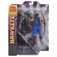 Marvel Select Hawkeye Action Figure