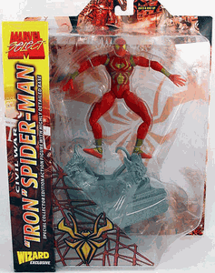Marvel Select Iron Spider-Man Action Figure