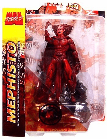 Marvel Select Mephisto Figure
