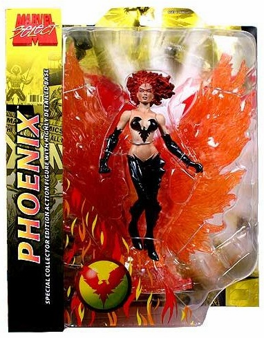 Marvel Select New X-Men Phoenix Figure