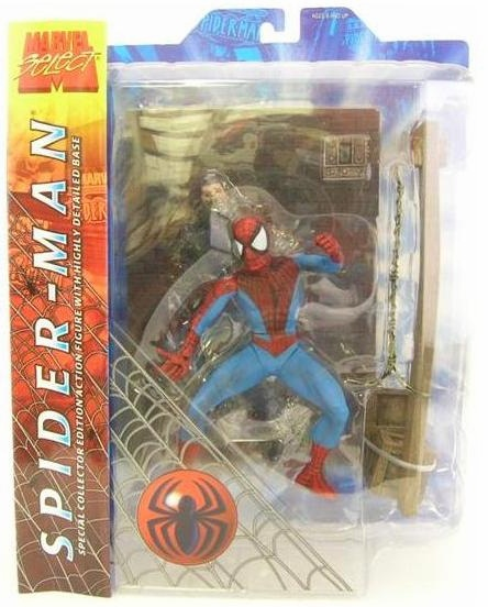 Marvel Select Spider-Man Figure