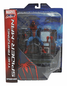 Marvel Select Spider-Man Movie Spider-Man Action Figure