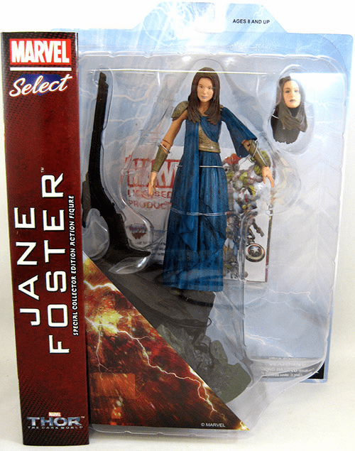 Marvel Select Thor The Dark World Jane Foster Figure