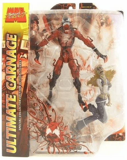Marvel Select Ultimate Carnage Figure