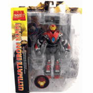 Marvel Select Ultimate Iron Man Action Figure