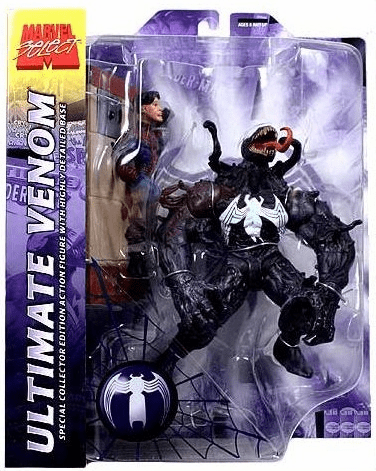 Marvel Select Ultimate Venom Figure