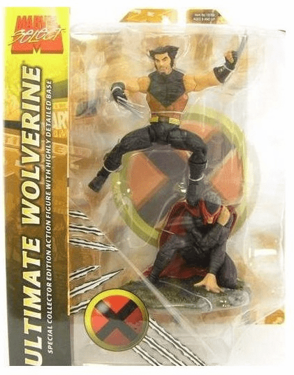 Marvel Select Ultimate Wolverine Figure