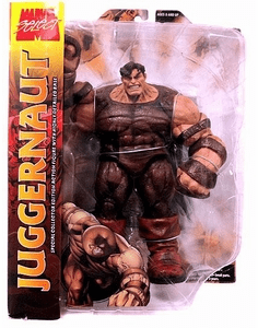 Marvel Select Unmasked Juggernaut Variant Action Figure