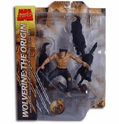 Marvel Select Wolverine The Origin Action Figure