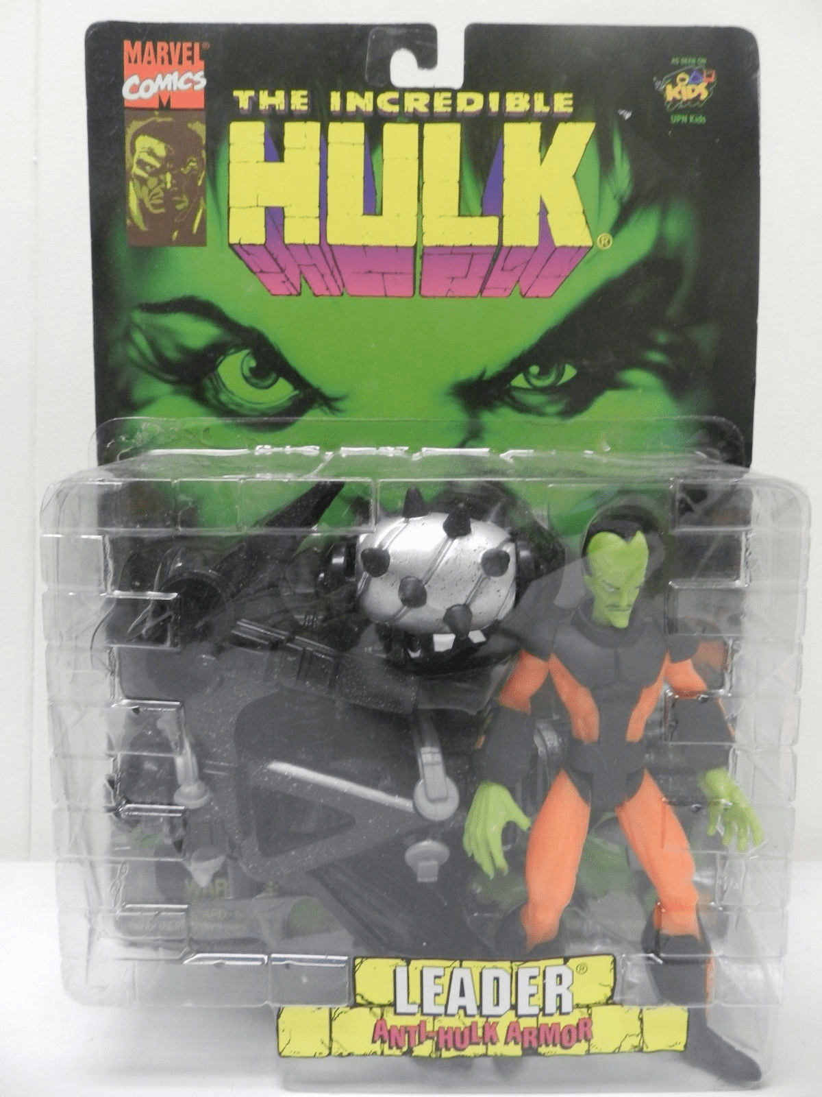 Marvel The Incredible Hulk Leader Anti-Hulk Armor Action Figure