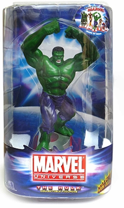 Marvel Universe Collectible Figurine Hulk Figure