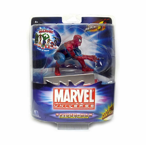Marvel Universe Collectible Figurine Spider-Man Figure