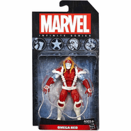 Marvel Universe Infinite Omega Red Action Figure