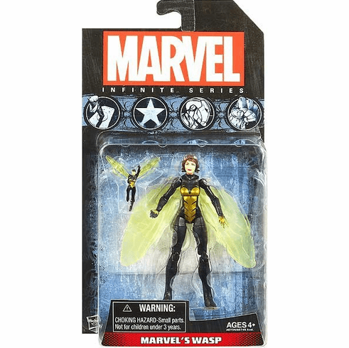 Marvel Universe Infinite Wasp Action Figure