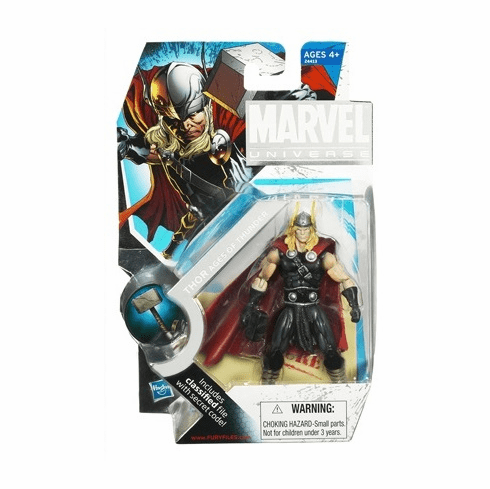 Marvel Universe Thor San Diego Comic Con 2010 Exclusive SDCC Figure