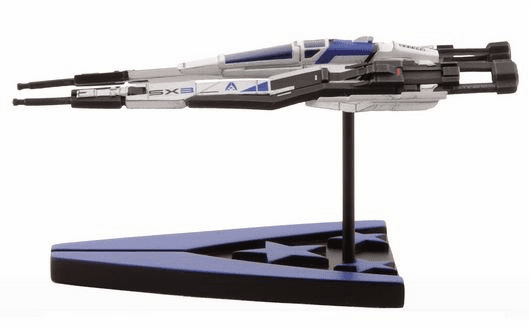 Mass Effect SX3 Alliance Fighter Ship