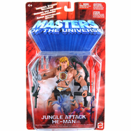 Masters of the Universe Jungle Attack He-Man Figure