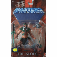 Masters of the Universe Tri Klops Figure