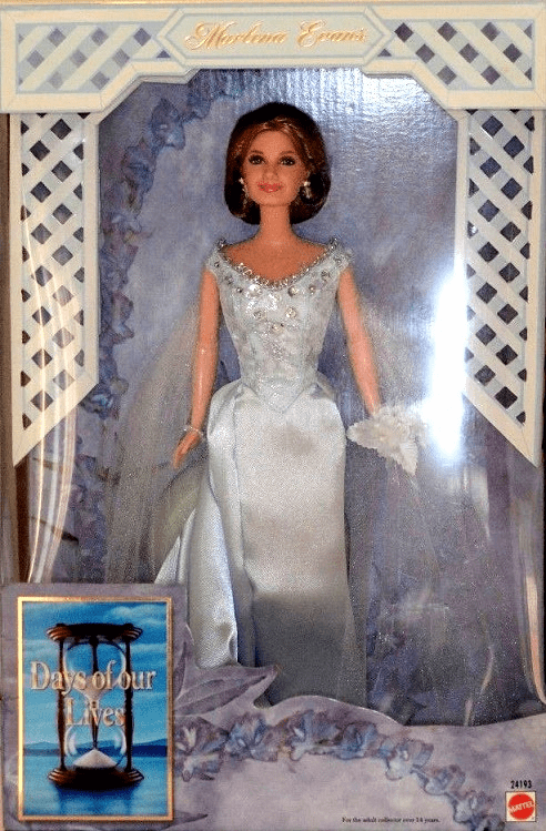 Mattel Barbie Days of Our Lives Marlena Evans Doll