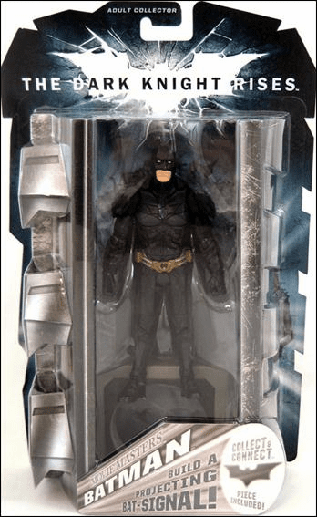 Mattel Batman Movie Masters The Dark Knight Rises Figure