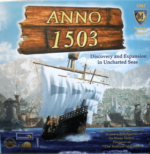 Mayfair Games Anno 1503 Board Game