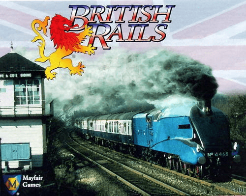 Mayfair Games British Rails Board Game