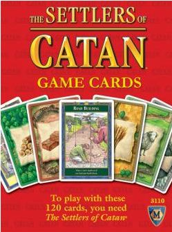 Mayfair Games  The Settlers of Catan 4th Edtion Replacement Card Set