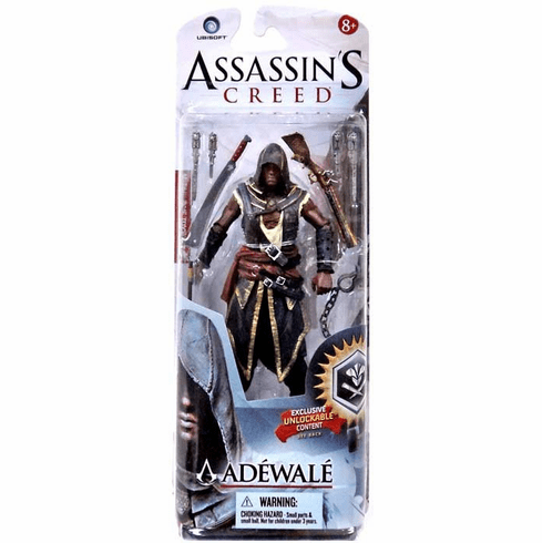 McFarlane Assassin's Creed Adewale Figure