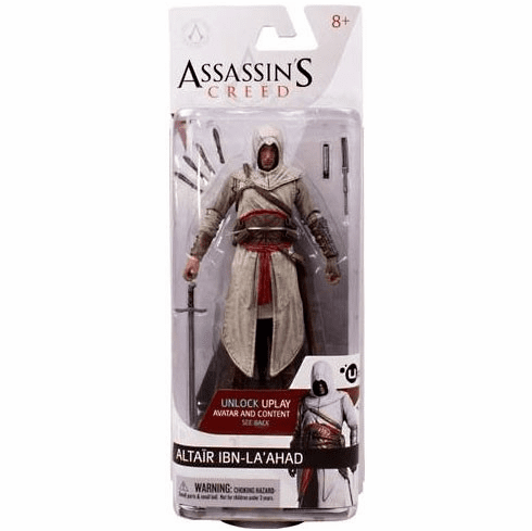 McFarlane Assassin's Creed Altair ibn-La'Ahad Figure