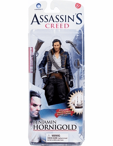 McFarlane Assassin's Creed Benjamin Hornigold Figure